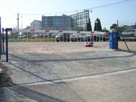 Aucibensa - Stop Barrera 4 y 6 mts. (comunitaria)   - Aucibensa